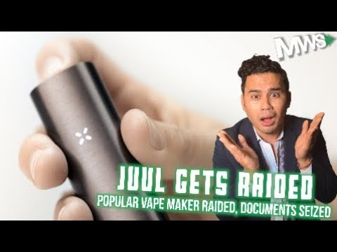 Juul Gets Raided by FDA | Seizes Thousands of Documents