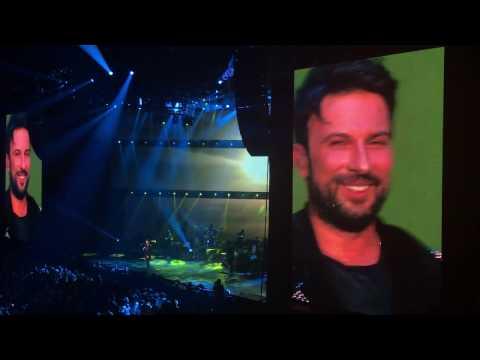 Tarkan - Kış Güneşi ' Volkswagen Arena Darüşşafaka Konseri 18.02.2017