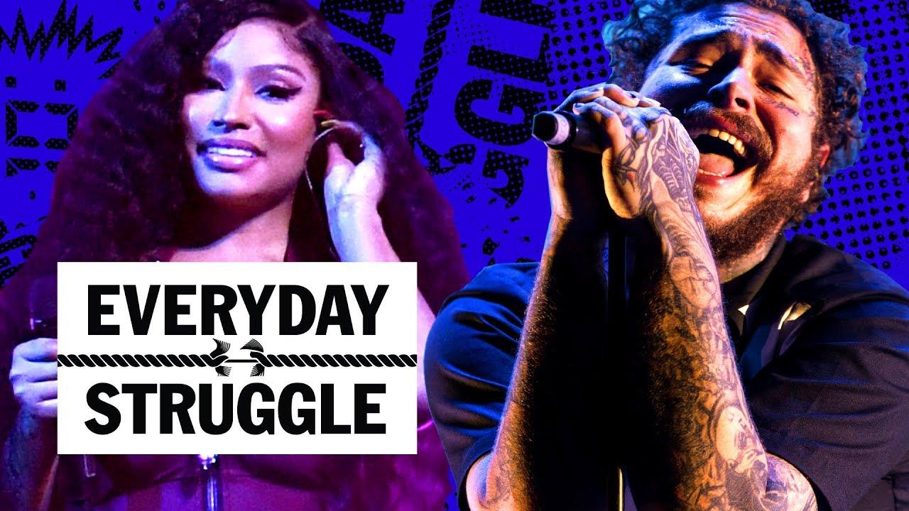 Is Nicki Minaj Retiring?, Post Malone Album Review, Hip-Hop Most Critical Genre? | Everyday Struggle