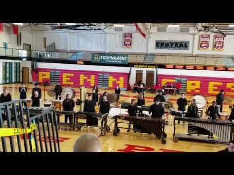 Reading senior high school indoor percussion 2019