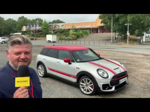 Mini John Cooper Works Clubman (Facelift, præsentation)