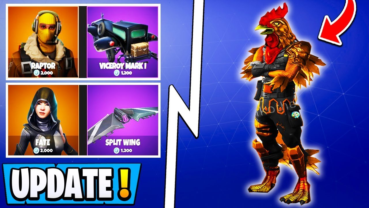 New Fortnite Update All Skin Release Dates S7 Snow Sounds
