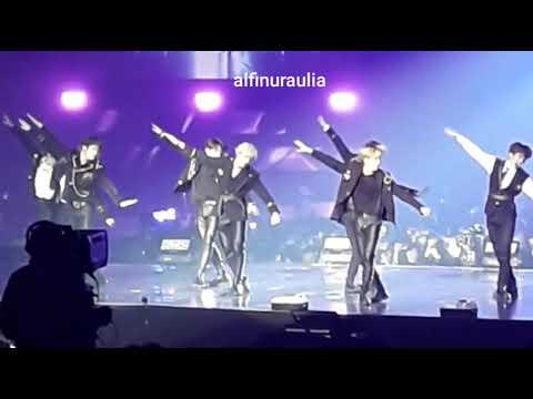 [190126] Stray Kids 스트레이 키즈 - Insomnia Perfomance Fancam @ Unveil Tour In Jakarta