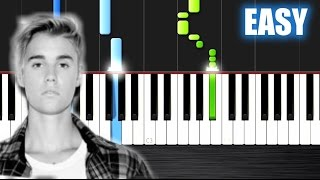 Baixar - Justin Bieber Sorry Easy Piano Tutorial By Plutax Synthesia Grátis