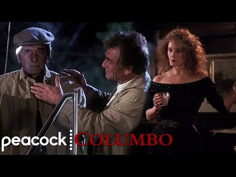 The Mask of A Murderer | Columbo