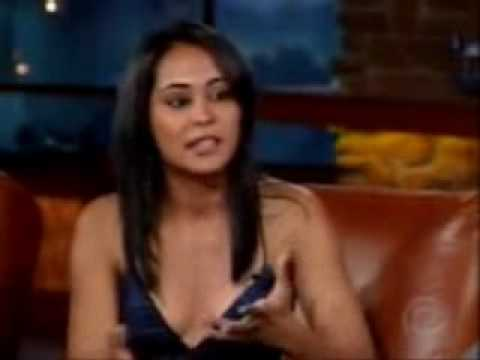 Parminder Nagra on the Late Late  2005