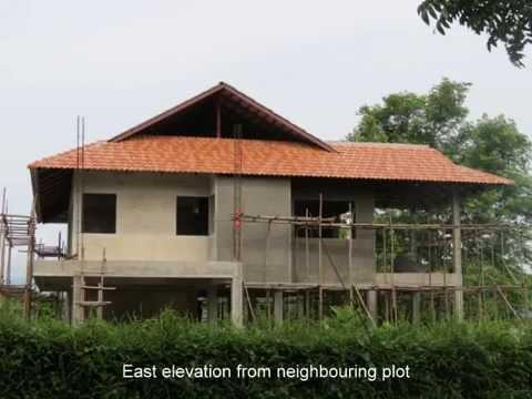 Thai House Build Video 5 Youtube