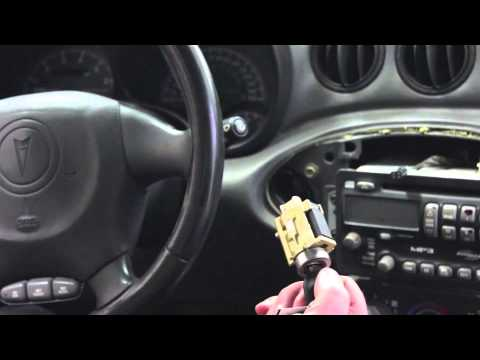 Ignition Lock Cylinder Replacement Gm N And W Body Cars In Dash You