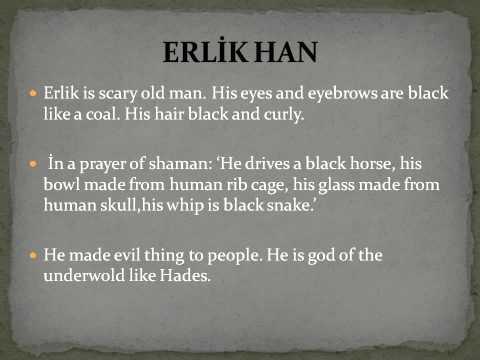 Turkish Mythology