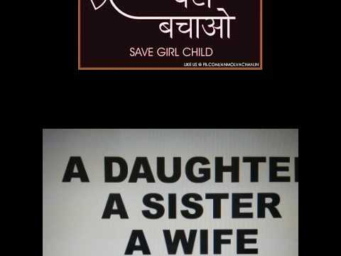 Save and educate girl child
