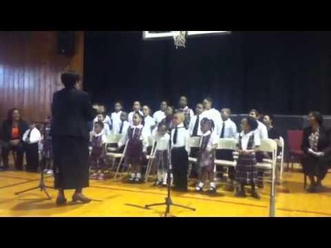 Southeast Christian academy singing