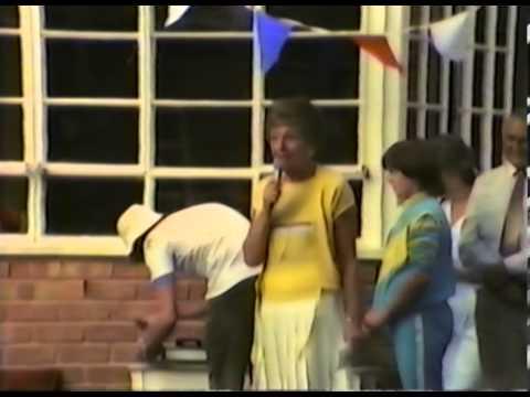 Rathvilly School Fete July 6th 1985