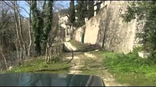 Provincia di Teramo - Immissione trote fario - Febbraio 2012.mp4