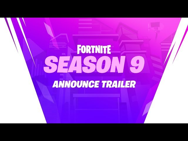 Fortnite Season 9 Revealed: Here's Everything You Need To Know About