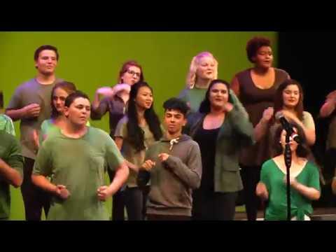 San Dimas High School Pop Show 5/10/2017