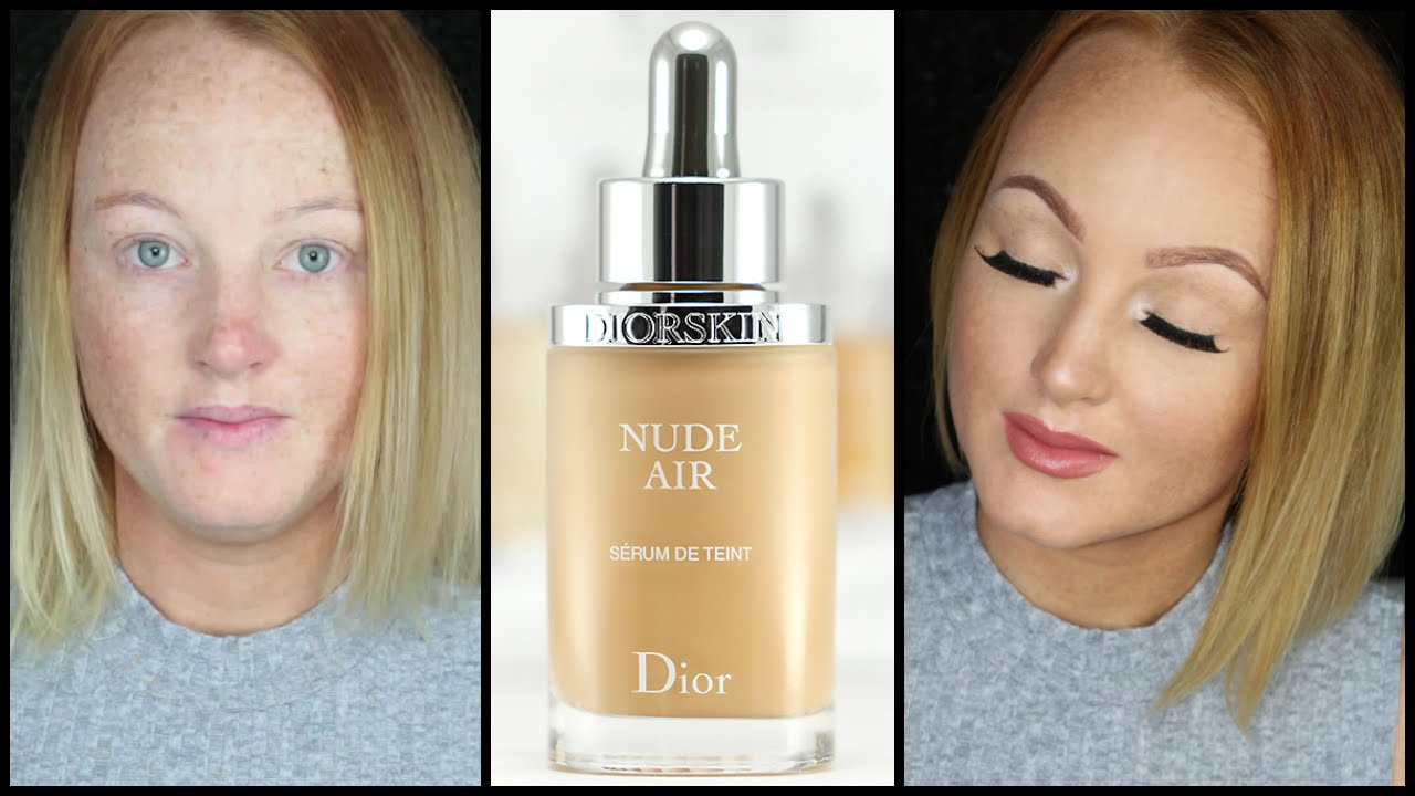 diorskin nude foundation