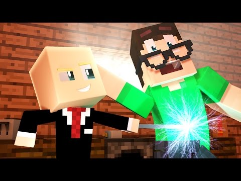 Minecraft Boss Baby - BABY KILLS THE DAD! | Minecraft Roleplay
