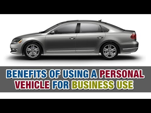 Benefits of Using a Personal Vehicle for Business Use - Tax Tip Weekly