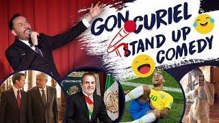 AMLO + Peña, Cuauh, Eiza, Neymar, ¡no mamar! - NotiCreas - Stand Up Comedy