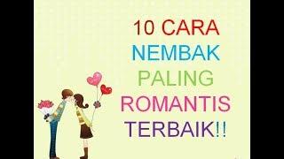 10 Cara Nembak Paling Romantis Terbaik!!