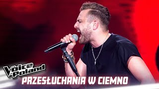 "Tadeusz Seibert - ""Spragniony"" - Blind Audition - The Voice of Poland 10"