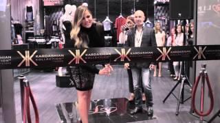 Khloe Kardashian in Dubai Launching the Kardashian Kollection for Lipsy