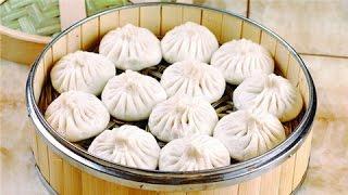 De China a Tu Cocina - Baozi (empanada)