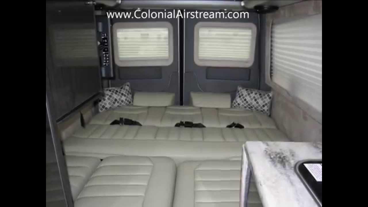 2014 Airstream Interstate Lounge Luxury Touring Coach Motorhome