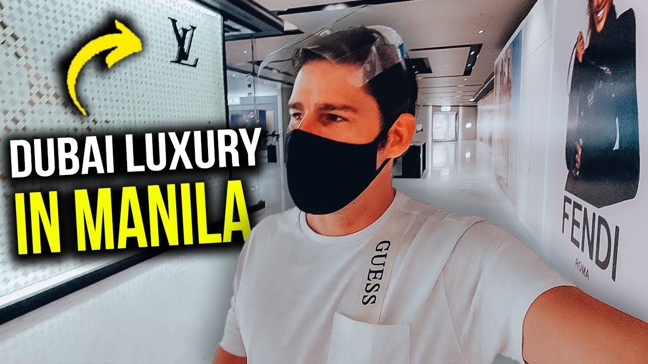 Download DUBAI feels in MANILA! Crazy LUXURY Mall in Makati!