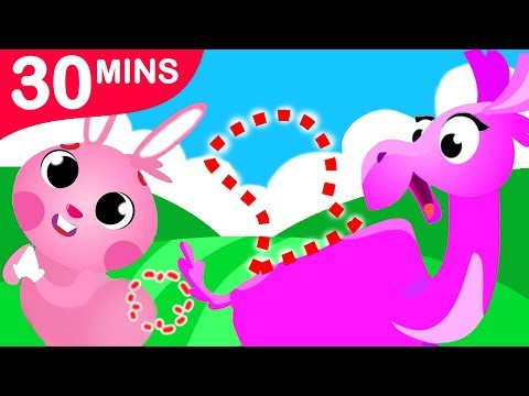 Did You See My Tail? Animal Match Up Game | Help Alice Find Her Tail | by Little Angel