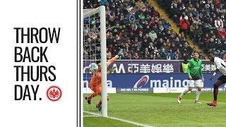 TBT I Da Costas Siegtreffer gegen Hannover
