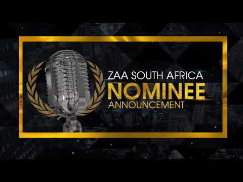 ZAA South Africa Nominee Announcement