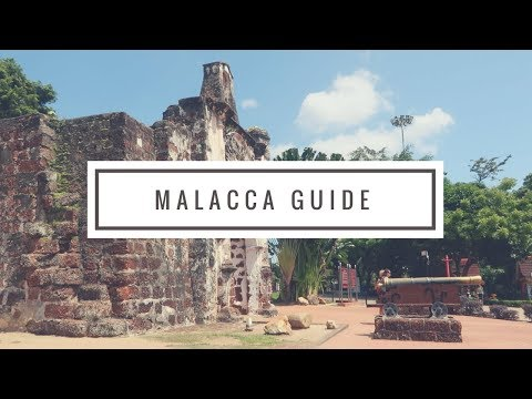 Things to do in Malacca:  Attractions in Melaka - Malaysia 2018