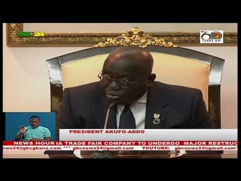 Akufo-Addo swears in Ghana's first Ambassador to UAE