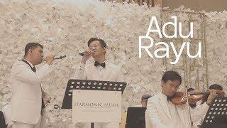 Gambar cover Adu Rayu - Yovie Tulus Glenn | Harmonic Music (Live Cover)