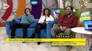 Dream Box - Neden 'Geekyapar'?
