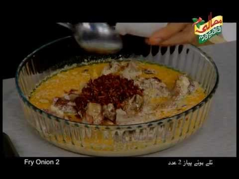 Orient Micro Chef Menu with Zakir - Episode 12 [Mutton Korma & Paneer Chat Pata]