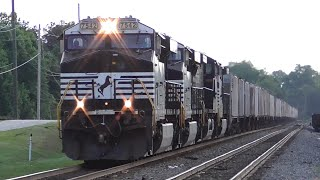 [0m] Fast NS Trains Coming from Atlanta, Railfanning the Piedmont, 05/30/2015 ©mbmars01