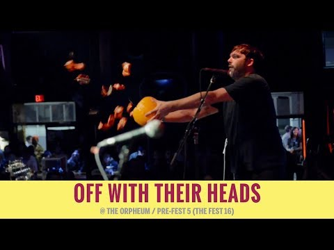 Off With Their Heads [FULL SET] @ PreFest 5 2017-10-25