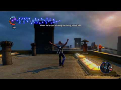 inFamous 2 100% Good Karma Walkthrough Part 64, 720p HD (NO COMMENTARY)