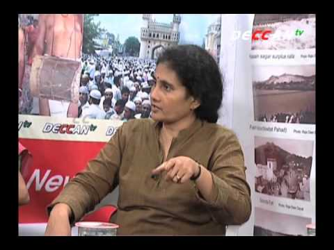 WOMEN SAFTEY IN HYDERABAD- LET US  THINK  DECCAN tv (19-08-2015)