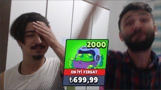 YBJ, HEMEN BANA 2.000 TAŞ AL! Brawl Stars