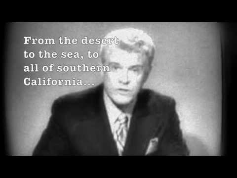 LOS ANGELES TV NEWS ANCHORS & REPORTERS - 1950's to present