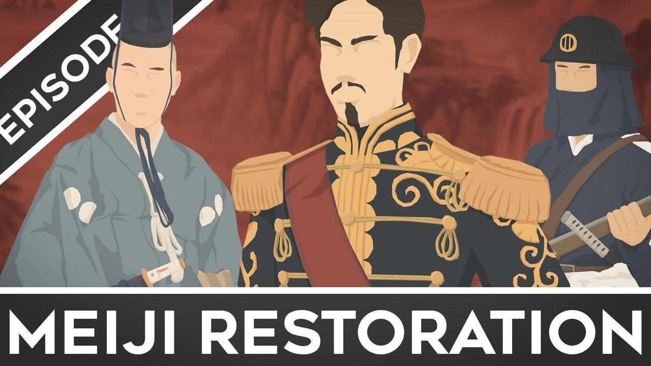 Feature History - Meiji Restoration
