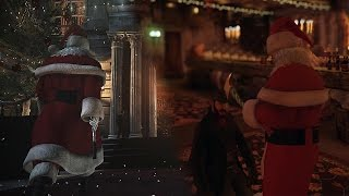 Hitman: Holiday Hoarders - Brutal Kills & Secret Santa Challenges