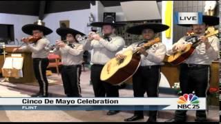 NBC 25 TODAY: Cinco de Mayo celebration with 'El Mariachi Estudiantil'