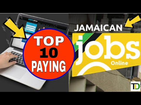 10 Best Paying JOBS In Jamaica APART From Businessmen Or Politicians - Teach Dem