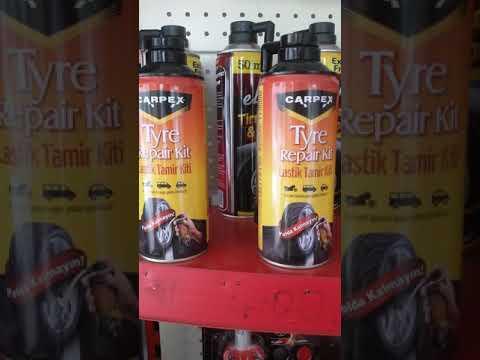 Tyre Repair Kit LASTİK TAMİR KİTİ
