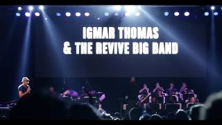 James Brown Tribute: Igmar Thomas & the Revive Big Band at SummerStage feat. Taharqa Patterson