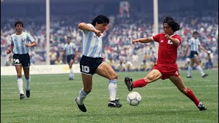 Diego Maradona World Cup 1986 - The Movie (HD)